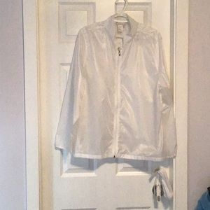 NWT Spanner ladies rain jacket in a pouch